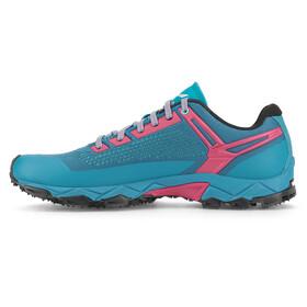 Salewa Lite Train K Shoes Women, malta/vivacious